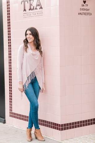 pinkfringesweater